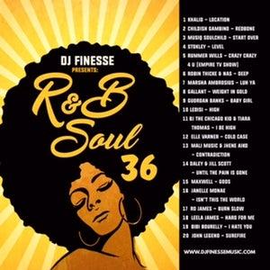 Image of R&B SOUL MIX VOL. 36