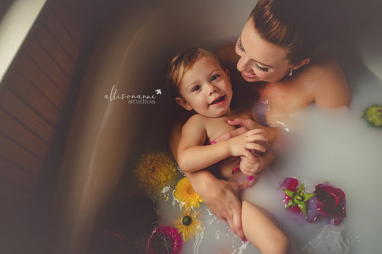 Image of Milk Bath Sessions