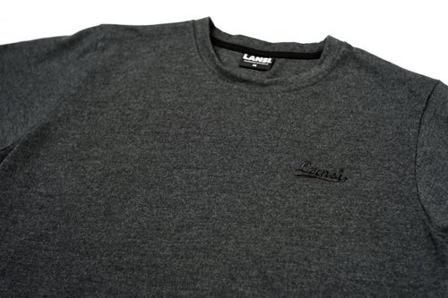 "Image of LANSI Stitched Tee — ""Shadow"""