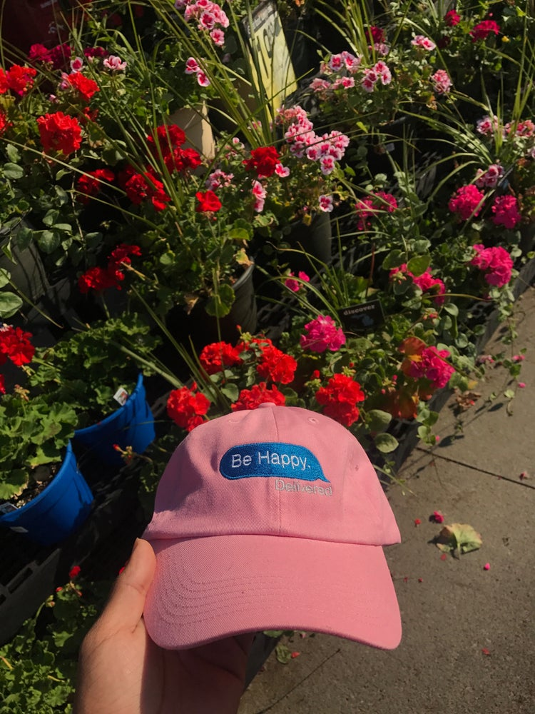 Image of Be Happy Cap