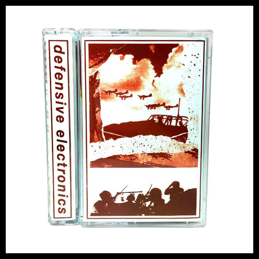 Image of Defensive Electronics - Various Artists (C80 NCNH03)