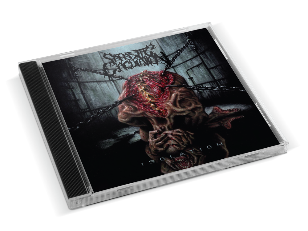 Image of Isolation CD *PREORDER*