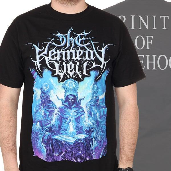 Image of Trinity of Falsehood t-shirt