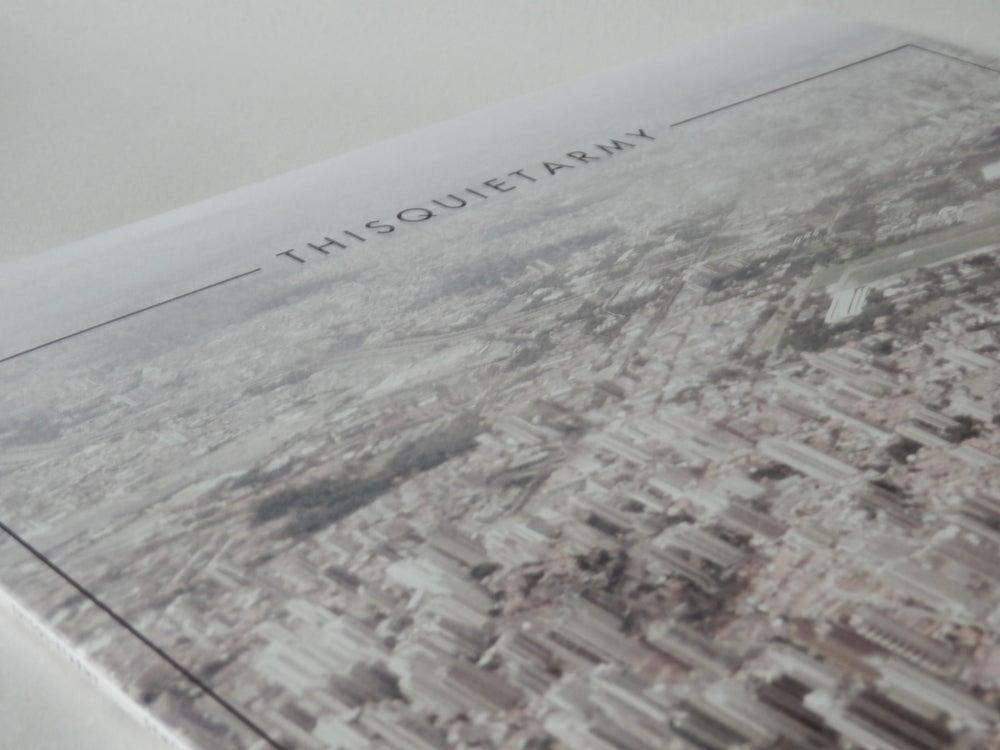 Image of thisquietarmy - Democracy of Dust - Black Vinyl