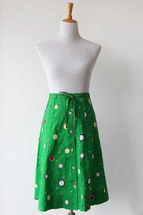 Image of SOLD Dipping Dots Skirt