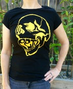 Image of Skull Logo T-Shirt FREE SHIPPING