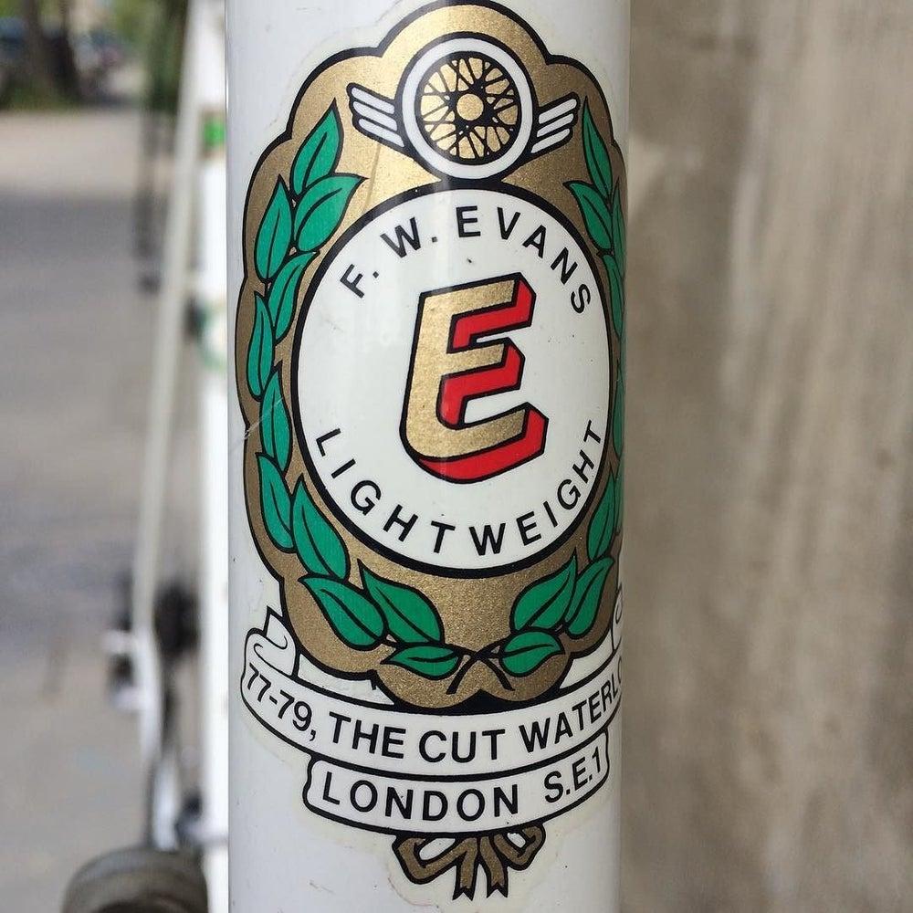 Image of F W Evans  62 x 59 cm