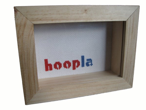 Image of Hoopla Radical Craft Zine Bundle - 3 issues