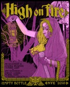 Image of High on Fire NYE