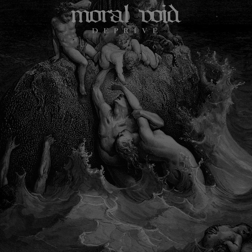 Image of Moral Void - Deprive CD - Preorder