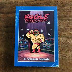 Image of EL GUAPOTE GIGANTE - 30mm Pin