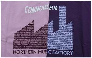 Image of NORTHERN MUSIC FACTORY [PINK N PURPLE]