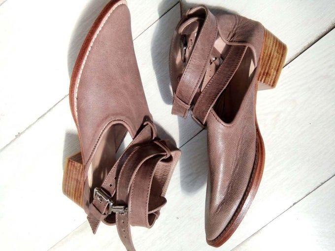 Image of ALEXIS BOOT - TOFFEE