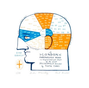 Image of London Phrenology
