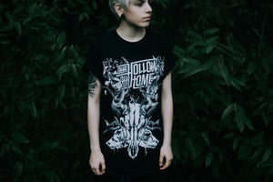 "Image of ""HART SKULL"" T SHIRT"