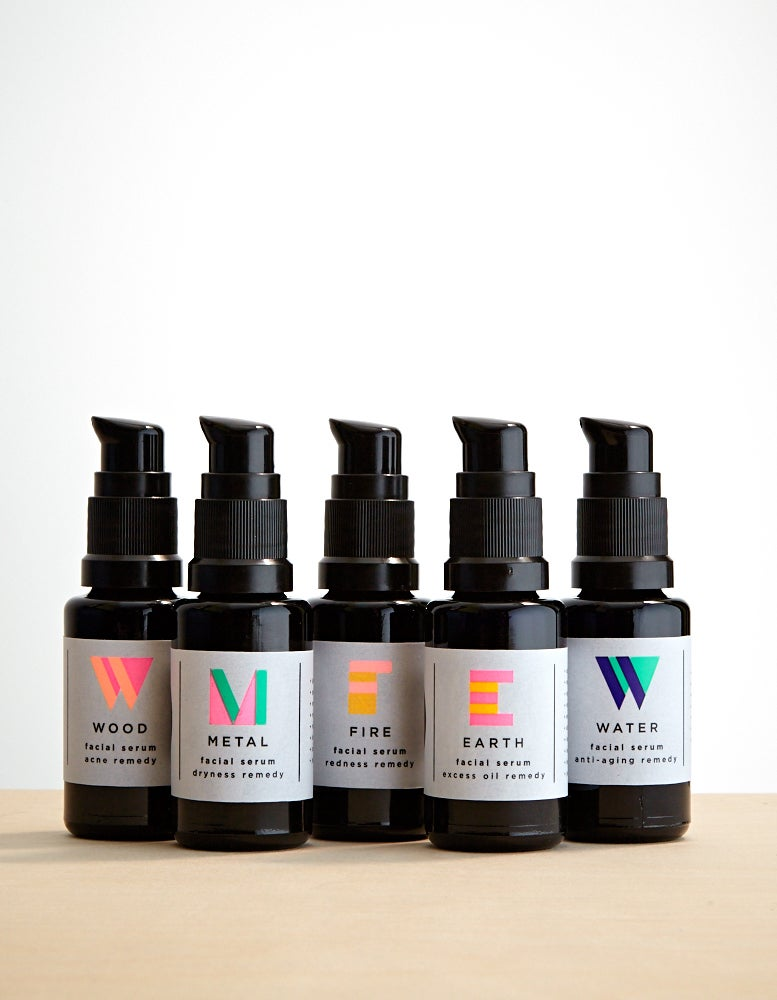 Image of Metal Element Face Serum