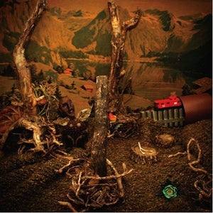 Image of Pine Sticks and Phosphorus CD