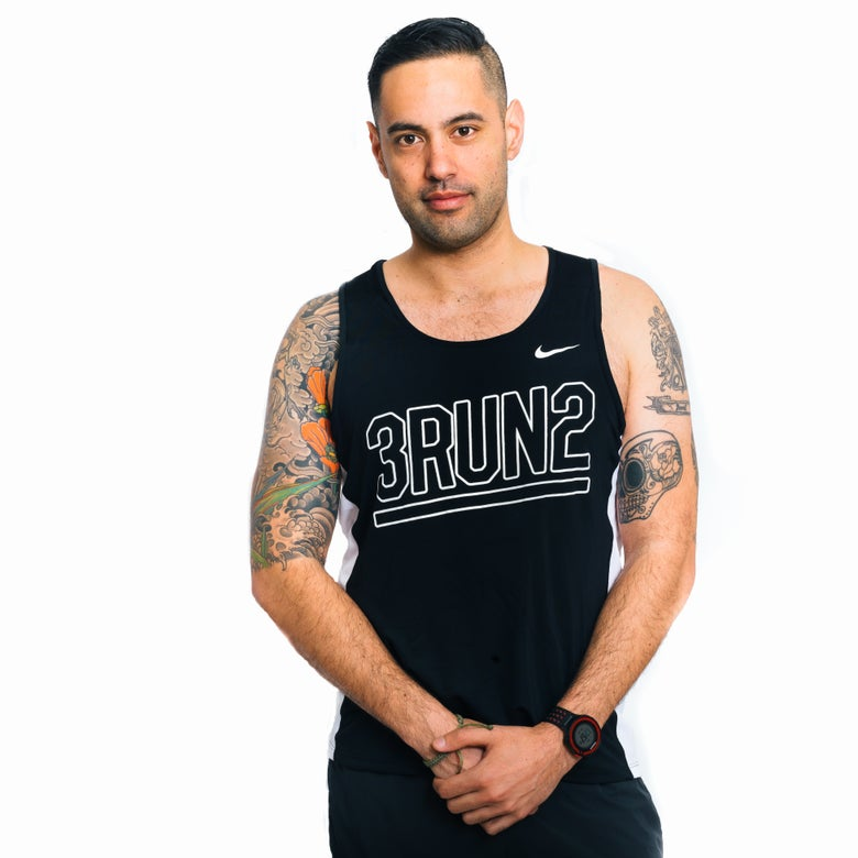 Image of Men's 3RUN2 Singlet