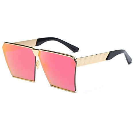 """Image of """"Almost Famous""""  Oversized Sqauare Sunglasses"""
