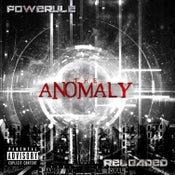 "Image of POWERULE ""THE ANOMALY: RELOADED"" Digipak CD (Limited Edition)"