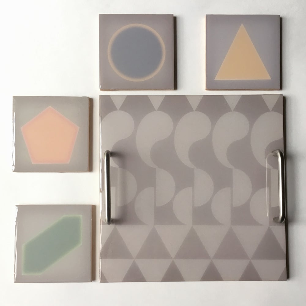 Image of Synth Neutral Coasters