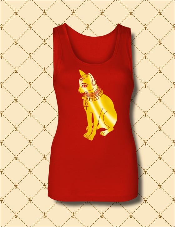 Image of WOMEN'S BASTET TANK TOP