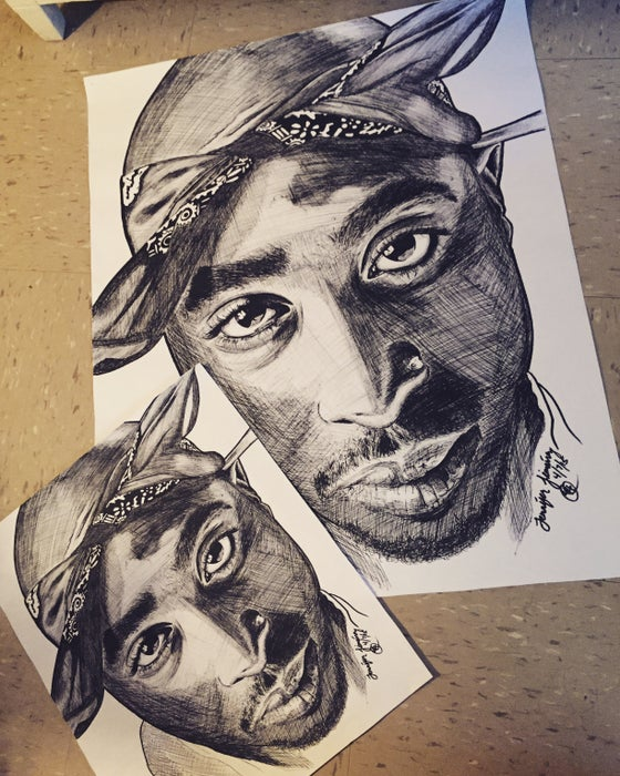 Image of 2Pac