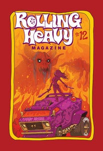 Image of Rolling Heavy Magazine Issue #012