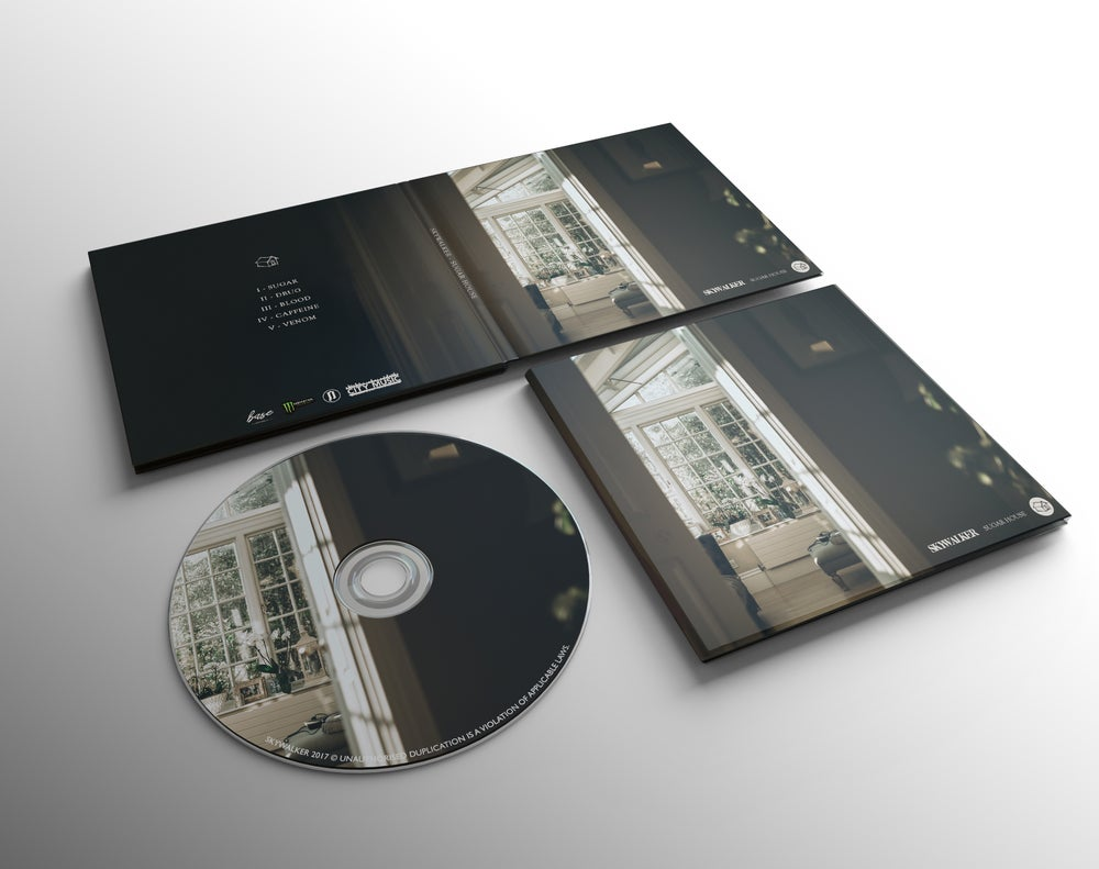 "Image of ""SUGAR HOUSE"" CD (PRE-ORDER)"