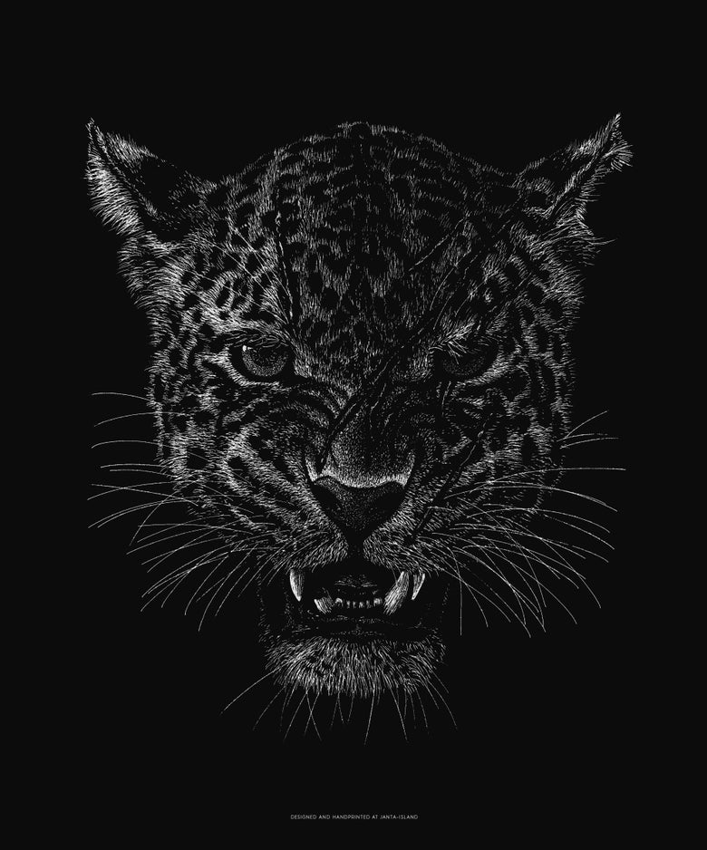 Image of »Jaguar« Artprint
