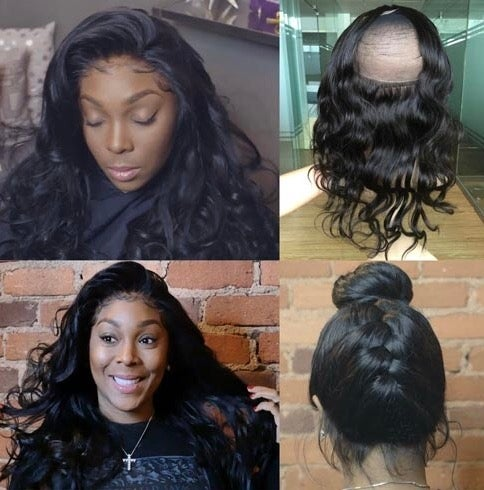 Image of Brazilian Body Wave Frontal