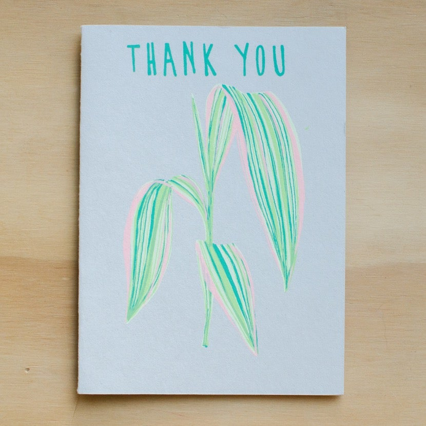 Image of Thank You Leaf