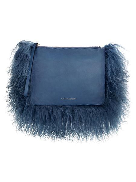 Image of CLOUD BAG - PETROL BLUE