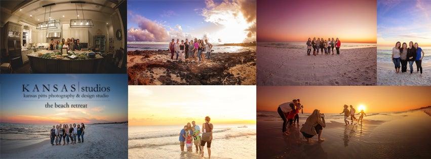 Image of 2017 October Beach Retreat (Deposit)**