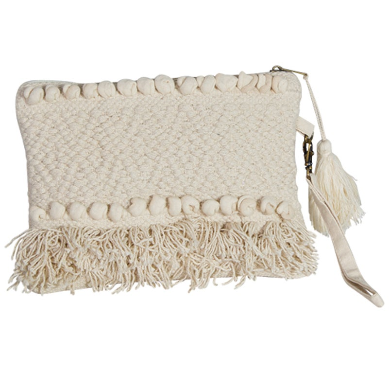 Image of Bohemia Cotton Clutch