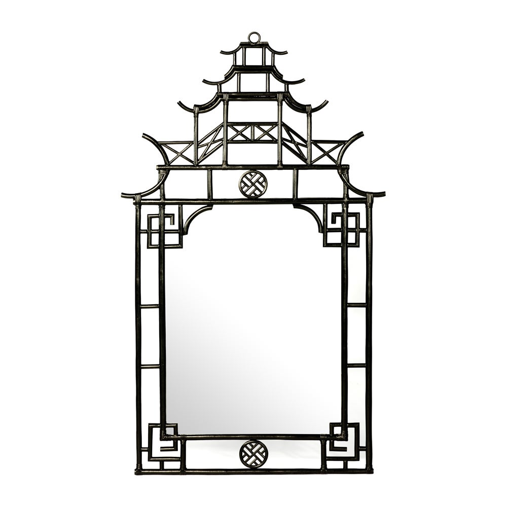 Image of Temple Bamboo Mirror