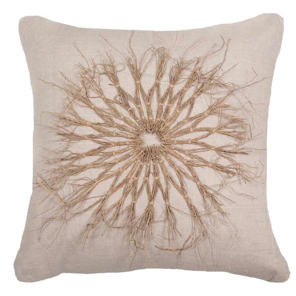 Image of Natural Twig Lounge Cushion
