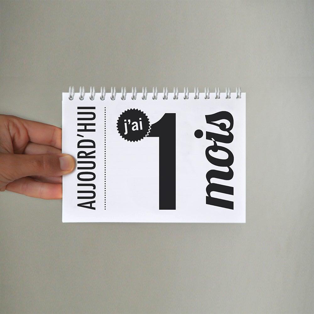 Image of Moi par mois - Tome 1 - De 1 mois à 1 an