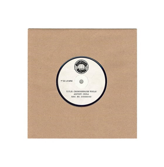 "Image of ONRA - Chinoiseries Tools 7"" Vinyl"