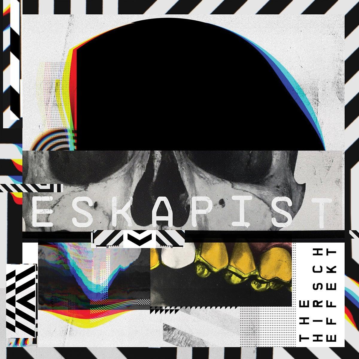 "Image of The Hirsch Effekt ""Eskapist"" CD - PREORDER"