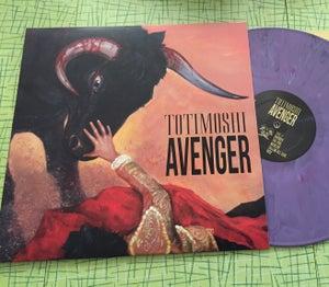 Image of Avenger vinyl LP