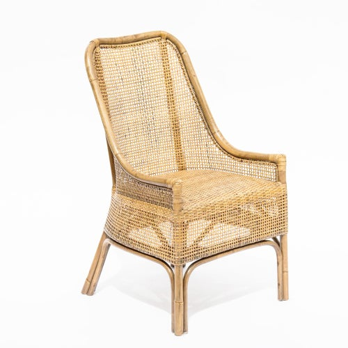 Image of Albany Rattan Chair