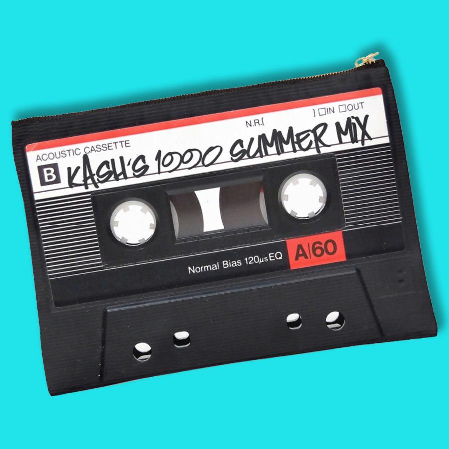 Image of Custom Mixtape Clutch