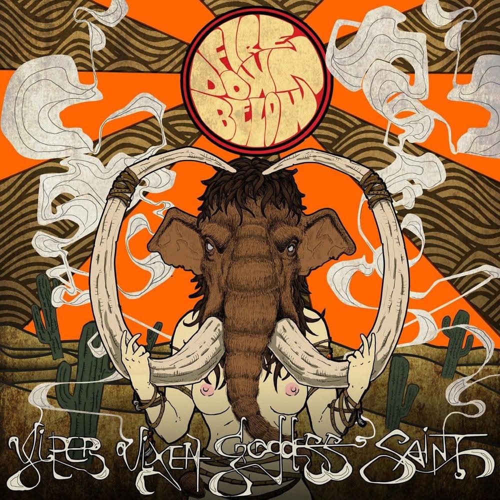 Image of Fire Down Below - Viper Vixen Goddess Saint CD