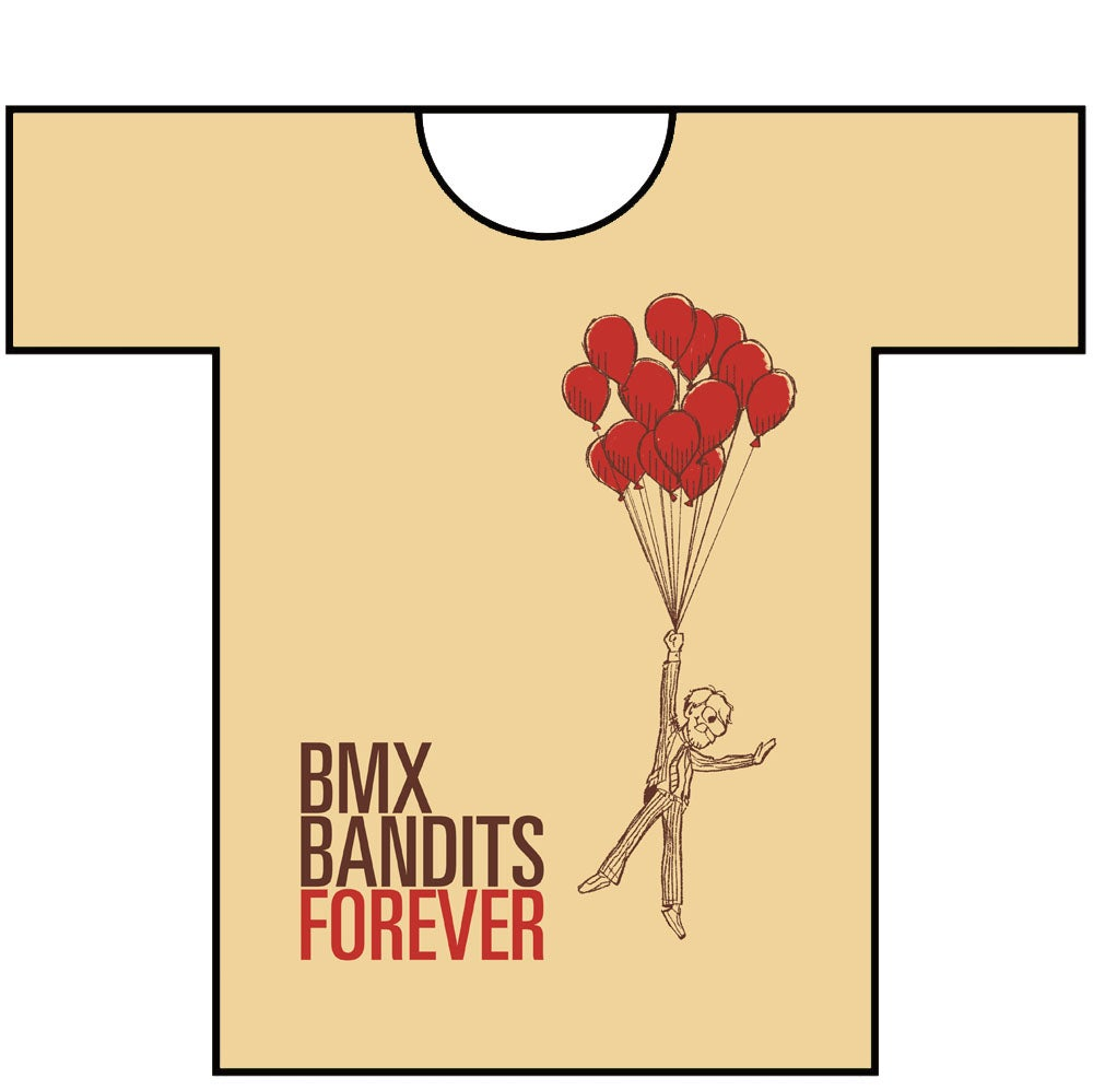 Image of BMX BANDITS TSHIRTS (Various sizes)