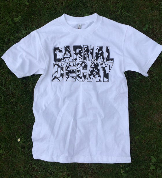 Image of Logo Shirt White