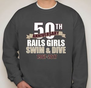 Image of Rails Girls Team Sweatshirt | Crew