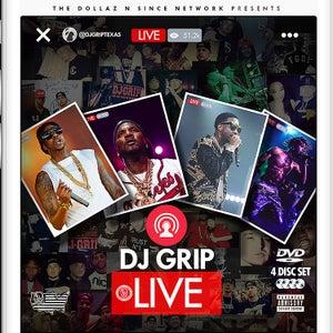 Image of DJ Grip Live