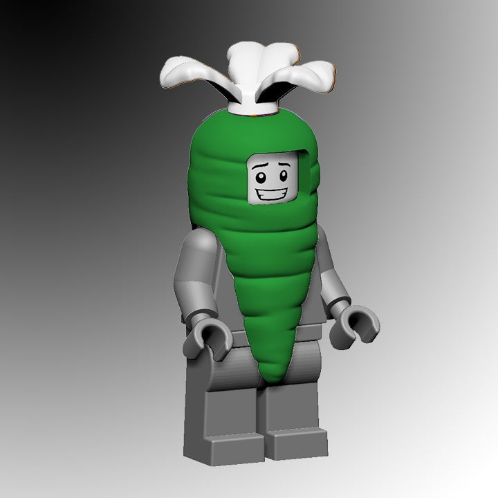 Image of Green Space Carrot!