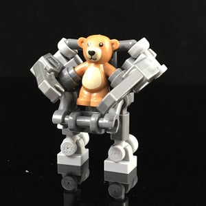 Image of NEW! Teddy Bot - from designer Simon Liu